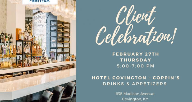 2020 Client Celebration