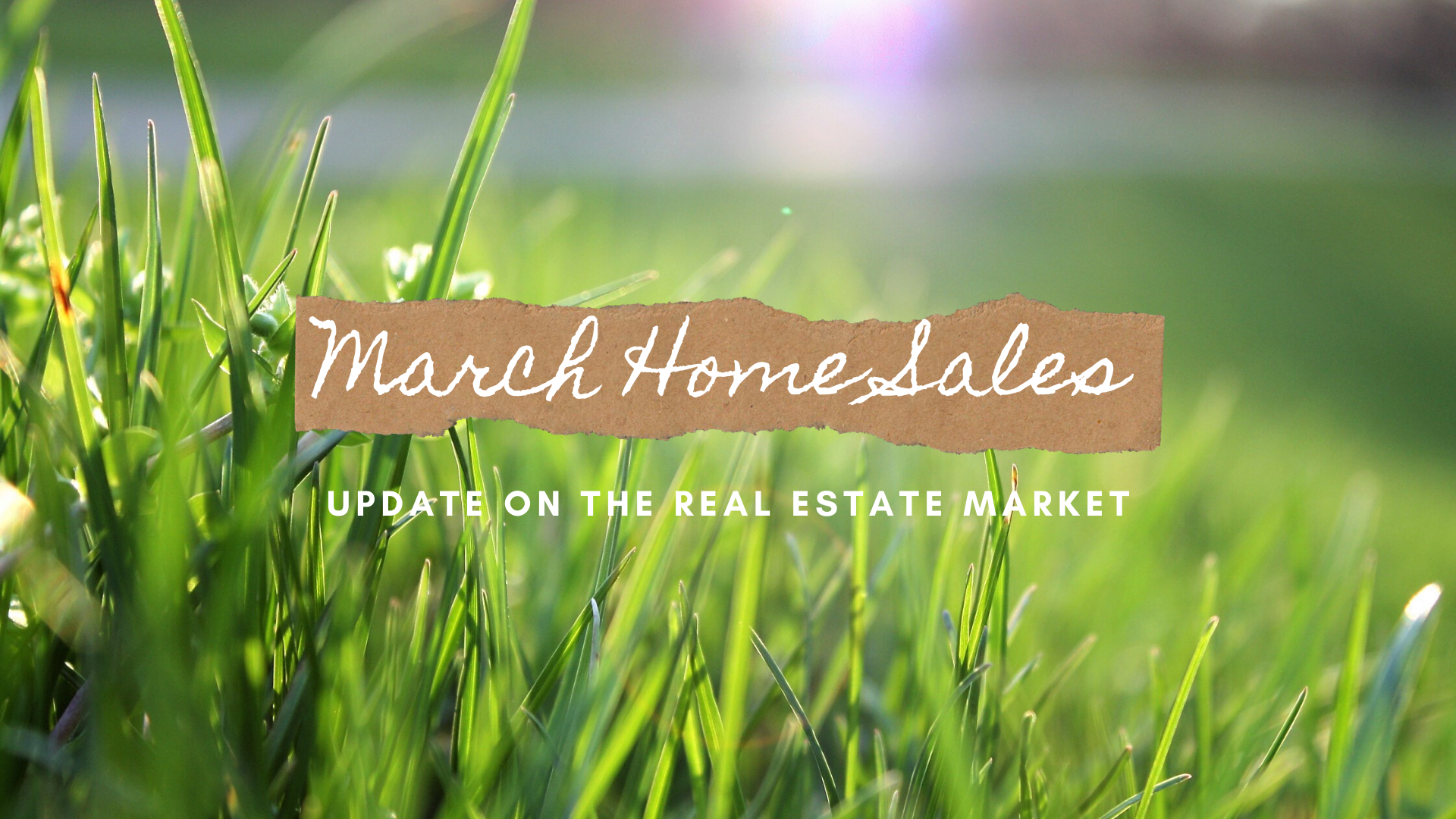 March Home Sales Remain Strong