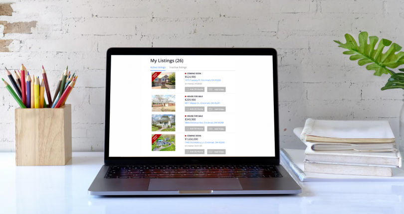Are you searching on Zillow for homes?