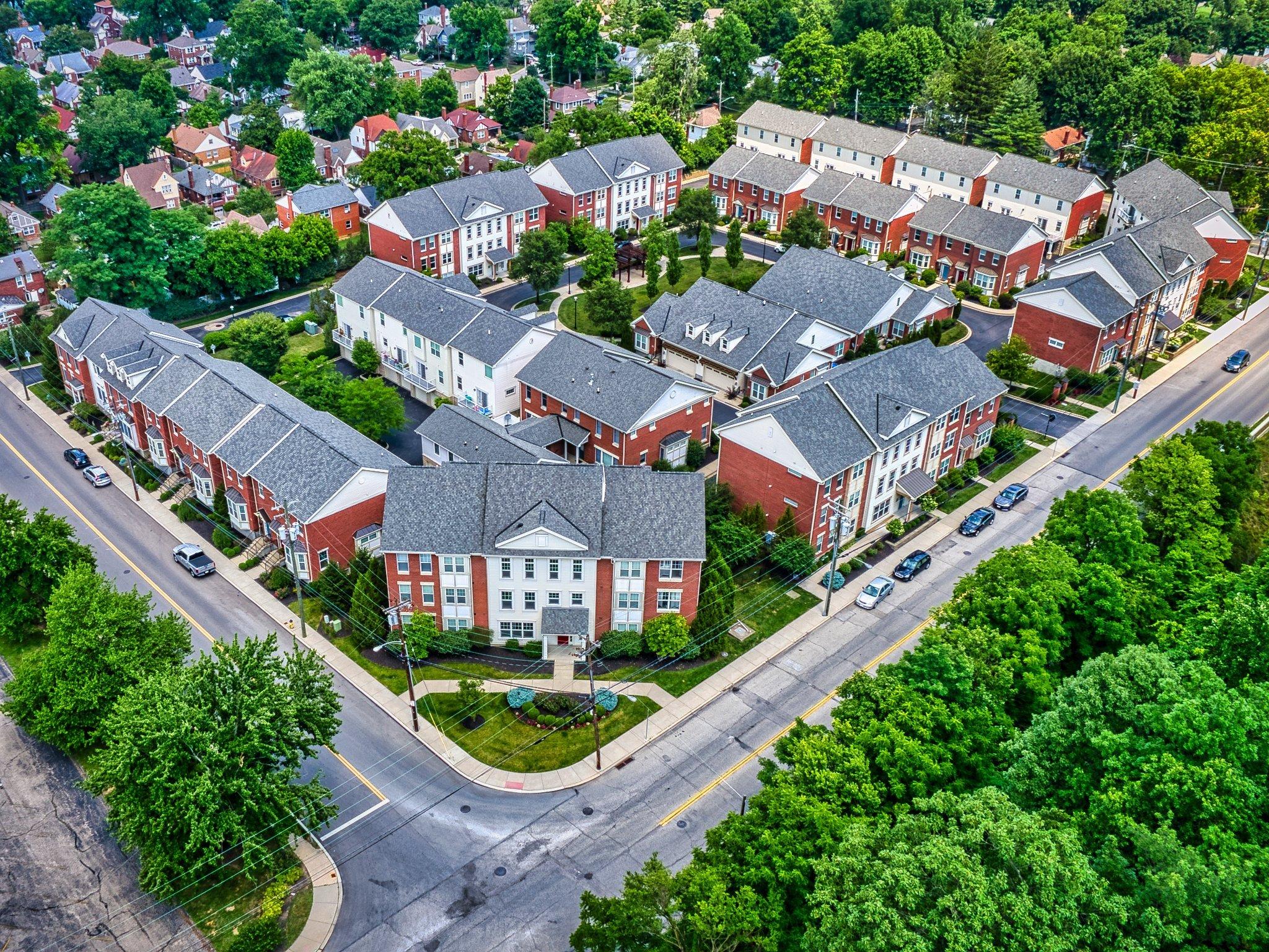 Condominium Spotlight: Marburg Square in Oakley