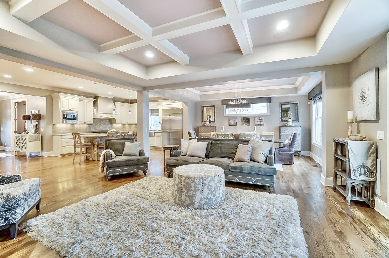 Newer Luxury Home in Cincinnati with LEED Platinum Tax Abatement!